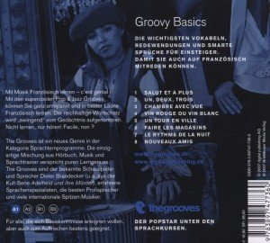 Französisch Lernen Mit The Grooves-Groovy Basics
