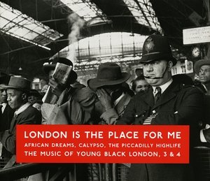London Is The Place To Be Vol.3 & 4-African Dreams