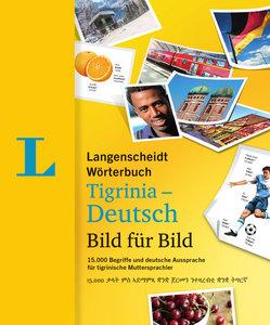 Langenscheidt Wörterbuch Tigrinia-Deutsch Bild für Bild - Bildwö