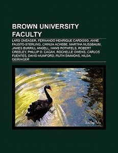 Brown University faculty