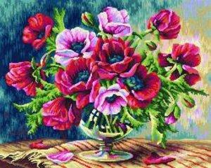 Schipper Malen nach Zahlen - Mohnblumen