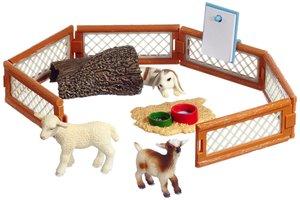 Schleich 41814 - Farm Life: Scenery Pack Streichelzoo