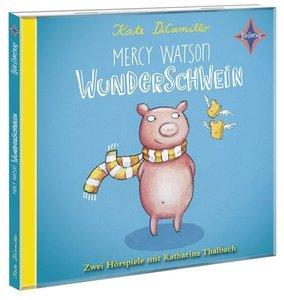 Mercy Watson, Wunderschwein