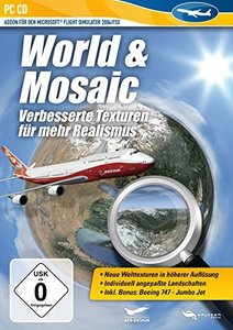 Flight Simulator X - World & Mosaic