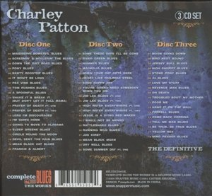 Definitive Charley Patton