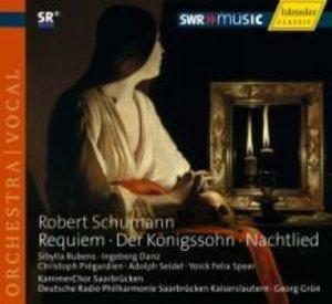 Requiem/Der Königssohn/Nachtlied