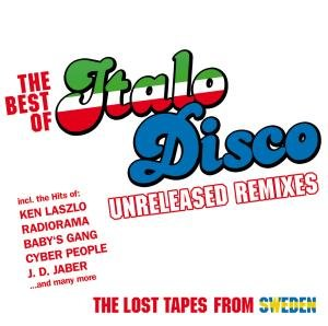 Best Of Italo Disco-Unreleased Remixes