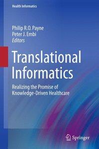 Translational Informatics