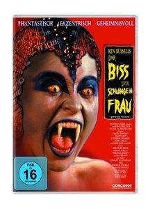 Der Biss der Schlangenfrau (DVD)