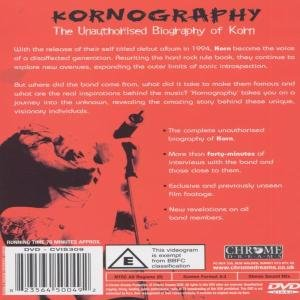 Kornography-The Unauthorized BIOGRAPHY OF KORN
