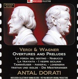 Verdi & Wagner: Ouvertüren und Vorspiele