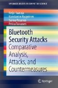 Bluetooth Security Attacks