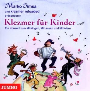 Marko Simsa und KlezmerReloaded präsentieren: Klezmer für Kinder - zum Schließen ins Bild klicken
