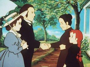 Anne mit den roten Haaren-St.1