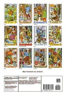Altes Handwerk neu entdeckt (Posterbuch DIN A4 hoch)