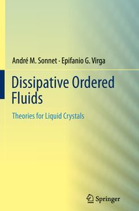 Dissipative Ordered Fluids