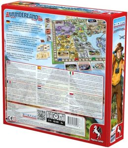Pegasus Spiele 52200G - Wunderland