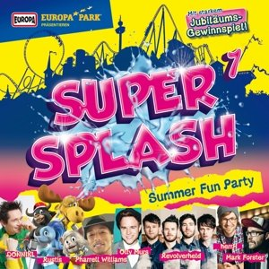 Super Splash 1-Summer Fun Party