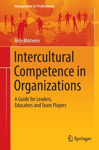 Intercultural Competence in Organizations