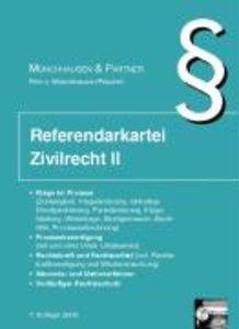Referendarkartei Zivilrecht 2