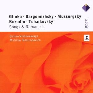 Russian Melodies & Romances
