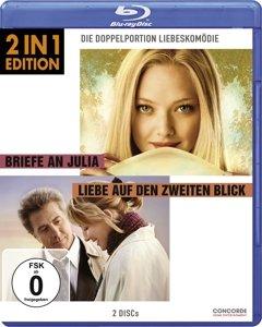 2in1 Edition: Briefe an Julia & Liebe auf den zweiten Blick
