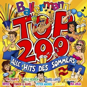 Ballermann Top 200 Alle Hits Des Sommers