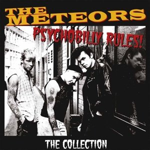 Psychobilly Rules-The Collection