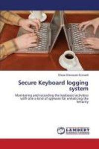 Secure Keyboard logging system