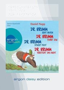 Dr. Brumm versteht das nicht / Dr. Brumm steckt fest / Dr. Brumm