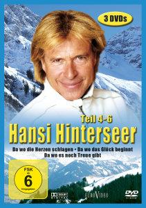 Hansi Hinterseer Box-Teil 2 (DVD)
