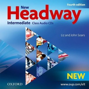 New Headway English Course. Intermediate. Class CDs zum Student'