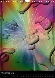 Magie der Kunst von Nico Bielow (Wandkalender 2016 DIN A4 hoch)
