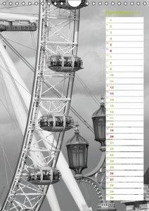 Big City London (Wandkalender 2016 DIN A4 hoch)
