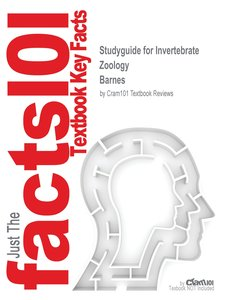 Studyguide for Invertebrate Zoology by Barnes, ISBN 978003025982