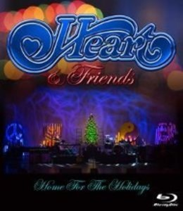 Heart & Friends-Home For The Holidays