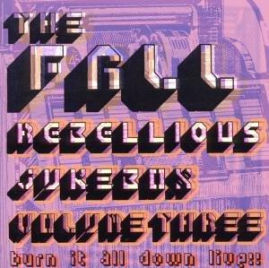 Rebellious Jukebox Volume Three