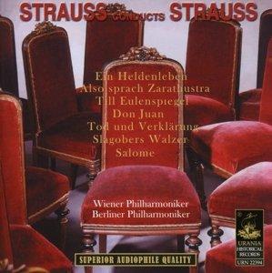 Strauss dirigiert Strauss