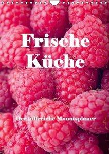 Stern, A: Frische Küche - Der hilfreiche Monatsplaner / Plan