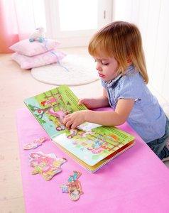 Puzzlebuch: Lilli und ihre Freunde - Lilli geht in den Kindergar
