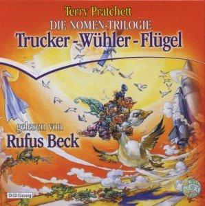 Die Nomen-Trilogie,Trucker-Wühler-Flügel