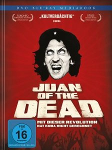 Juan of the Dead-DVD Blu-ray Mediabook