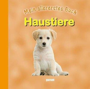 Minibuch Mein allererstes Buch Haustiere