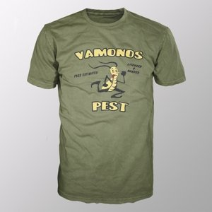 Vamonos Pest (Shirt XL/Olive)