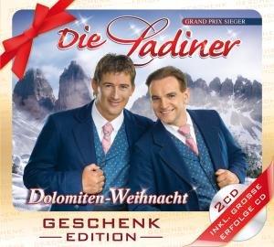 Dolomiten-Weihnacht-Geschenk