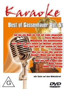 Best Of Gassenhauer Vol.5-Karaoke DVD