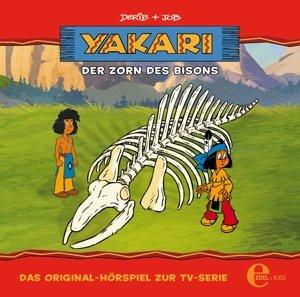 """Yakari 19 """"Der Zorn des Bisons"""""""