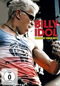 Billy Idol-Greatest Video Hits