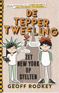 De Tepper-tweeling zet new York op stelten / druk 1