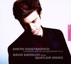Preludes op.34/Klavierquint.op.57